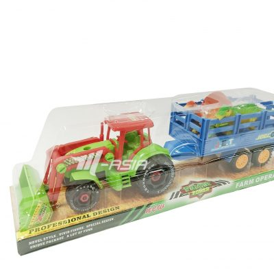 Frictie tractor