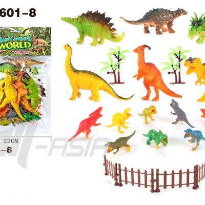 Dinosaurus World set